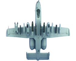 A-10 Model Weapons Configuration
