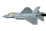 F-35 Lightning II Briefing Model