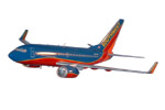 Southwest Airlines B737-700ER Model