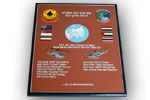11th MEU Deployment Plaque