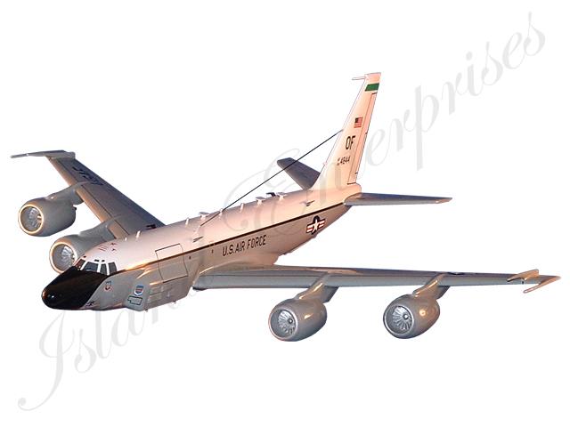 82RS RC-135S Cobra Ball Model   Customized 82 RS RC-135S Cobra Ball