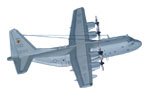 "KC-130 ""Hercules"" Miniature"