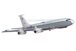 Customized USAF EC-135H Stratolifter Model