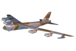 Bomber Aircraft Large Models