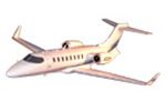 Custom Learjet Model