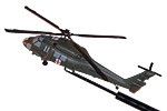 UH-60 Black Hawk Briefing Model