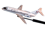 Customize this C-9 Skytrain II briefing model with your choice of paint scheme and unit markings.