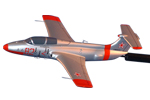 L-29 Delfin Briefing Model
