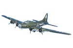 B-17 Flying Fotress Model