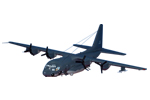 AC-130A Gunship II Model