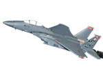 389 FS FS F-15E Strike Eagle Model