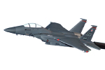 391 FS FS F-15E Strike Eagle Model
