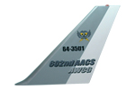 602 AACS E-767 Tail Flash