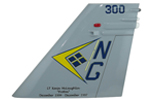 VFA-146 F/A-18C/D Tail Flash
