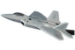 94 FS F-22 Raptor Briefing Model