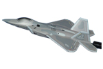 422 TES F-22 Raptor Briefing Model