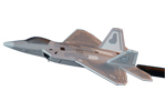 433 WPS F-22 Raptor Briefing Model