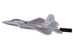 525 FS F-22 Raptor Briefing Model