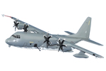 413 FLTS AC-130J Ghostrider Model