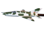 IRIAF Mig-21 Mikoyan-Gurevich Briefing Stick Model