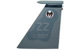 44 FS F-15C Tail Flash