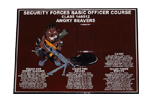 Angry Beavers Miniature Deployment Plaque