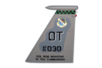 53D Wing F-15C Tail Flash
