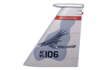 123 FS F-15C Tail Flash
