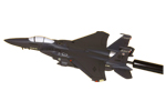 85th Test Squadron F-15E Strike Eagle Model