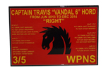 3/5 WPNS Deployment Plaque