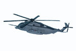 31 SOS MH-53J pave Low III Model