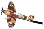 Supermarine Spitfire Mustang Briefing Model (Egypt)