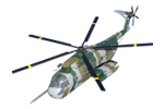 56 ARRS HH-3E Jolly Green Giant Model