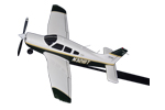 Piper Cherokee Arrow II Briefing Model (Farmingdale State College)