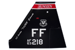 71 FTS T-38 Tail Flash