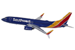 Southwest Airlines B737-800 Model