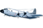 Customized VP-49 P-3 Orion Model