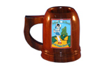 YELLOW BRICK ROAD H3 MUG