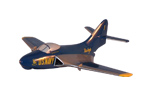 Blue Angels F9F Cougar Model
